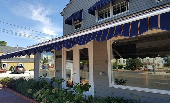 Window awnings and Flat Pan Patio Covers Company in Olympia WA