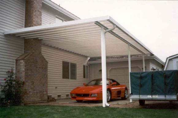 Car ports and Flat Pan Patio Covers Company in Olympia WA