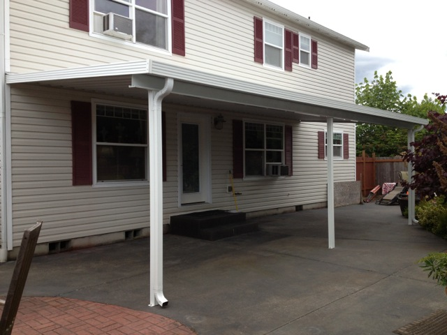 Professional Flat Pan Patio Covers Contractor in Auburn WA